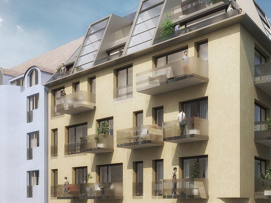 Bauherrenmodell in Wien 19