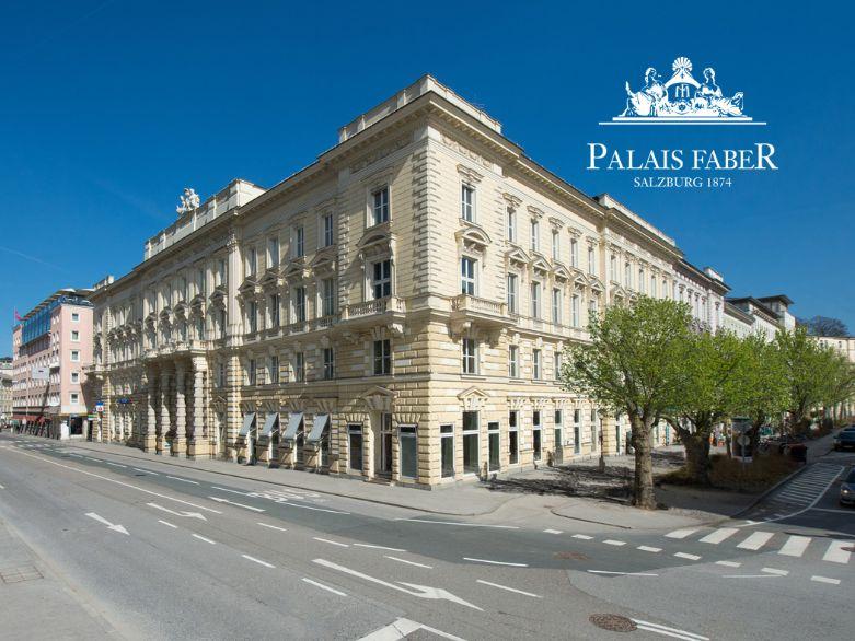 Bauherrenmodell Palais Faber Salzburg