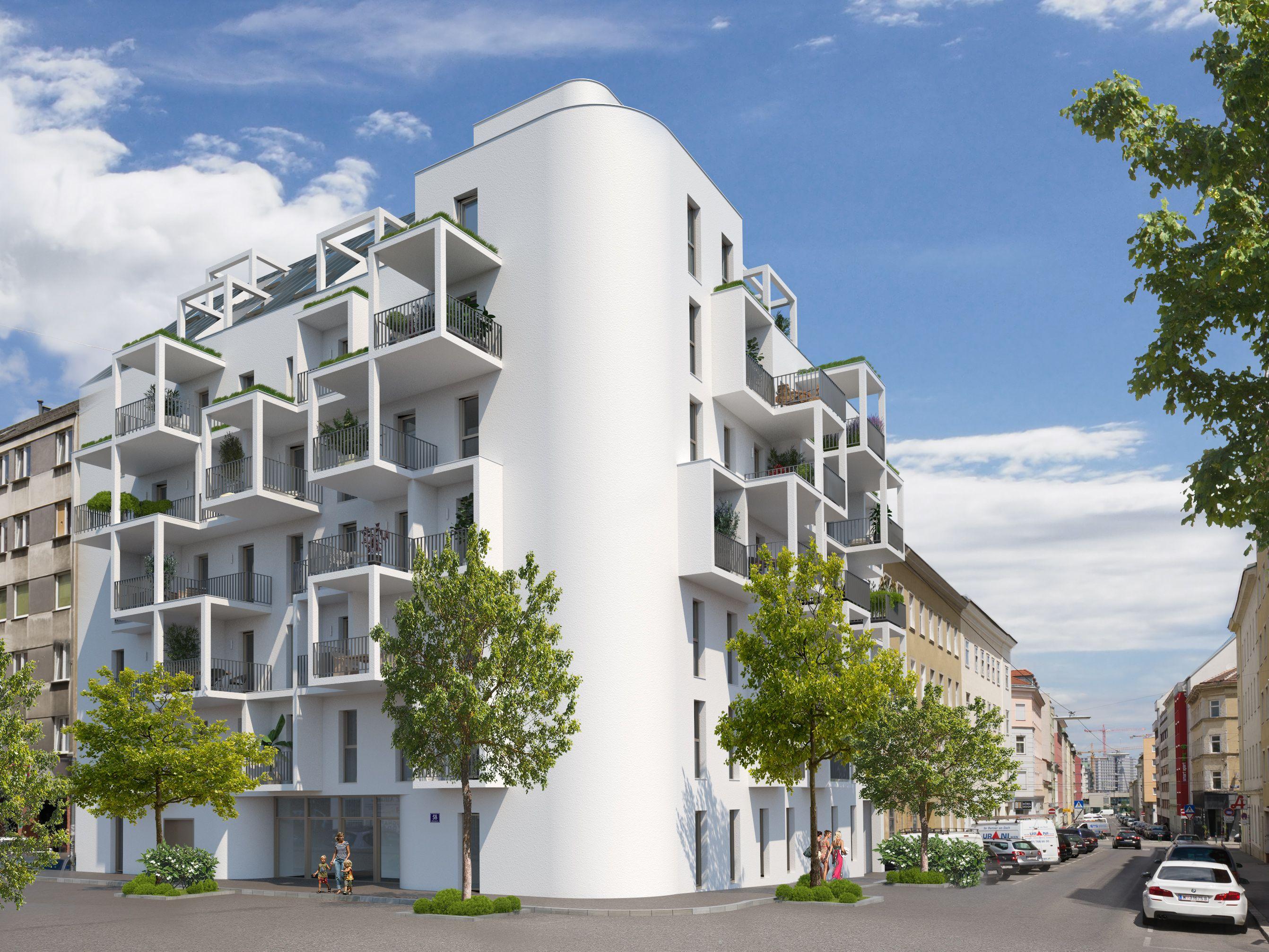 Bauherrenmodell Buchengasse Wien 10