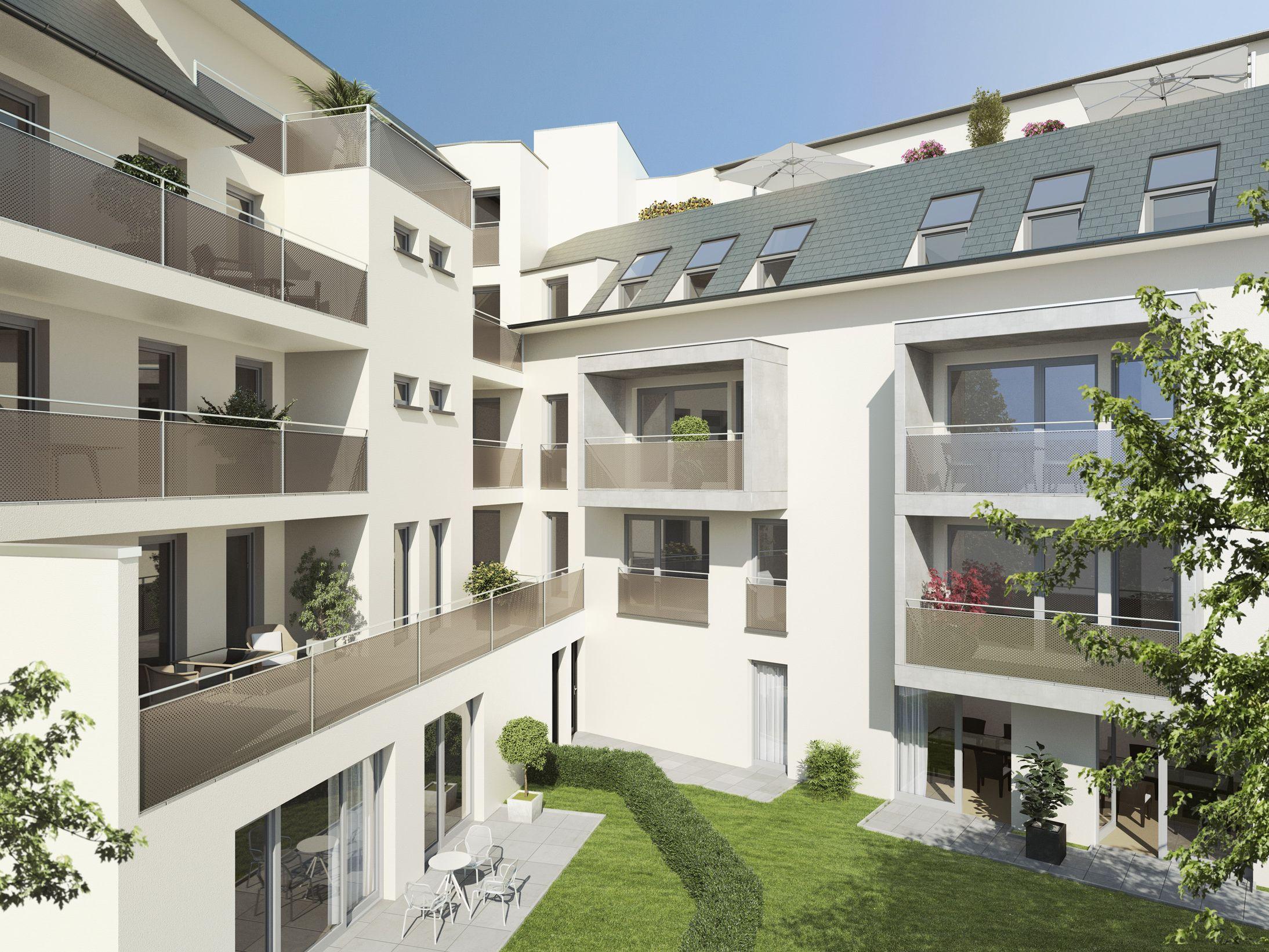 Bauherrenmodell Wien Floridsdorf